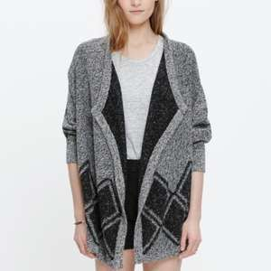 Madewell All Angles Open Cardigan Sweater